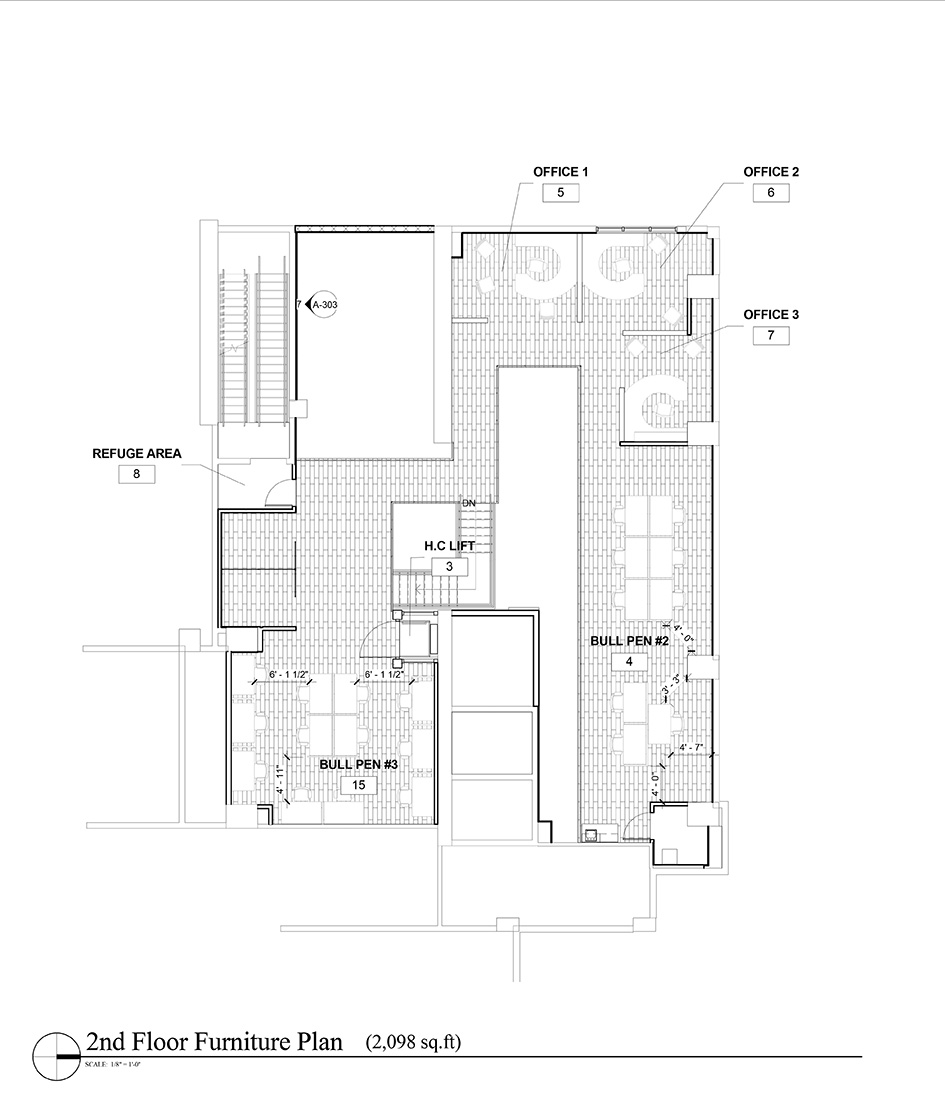 Z:CPZ Architects2015 Project Files1528 CREFCO Tenant Improvem