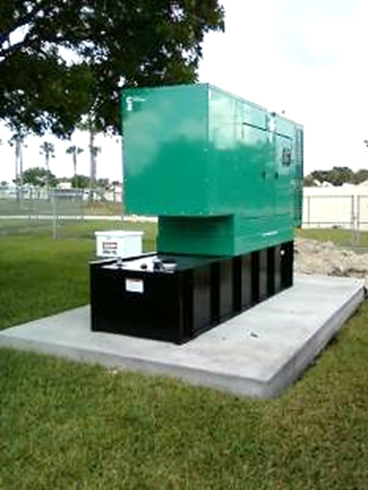 EMERGENCY GENERATORS AT ESSENTIAL TOWN3
