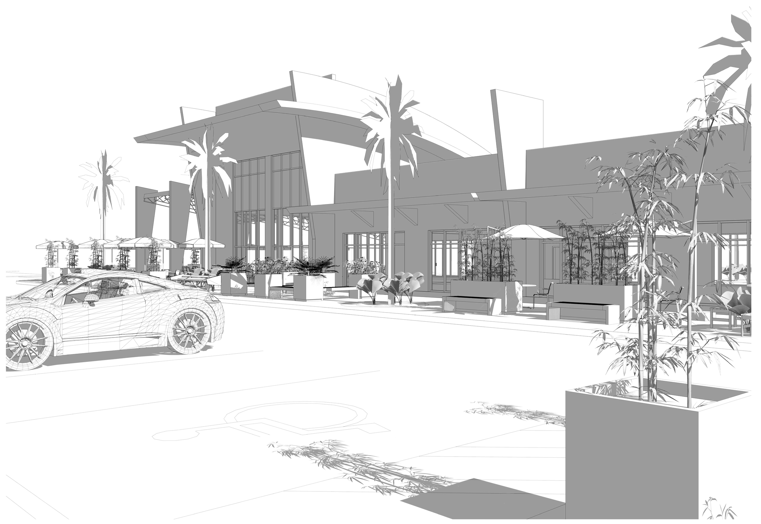 Z:CPZ Architects2010 Project Files1029DD Crown Center Parking