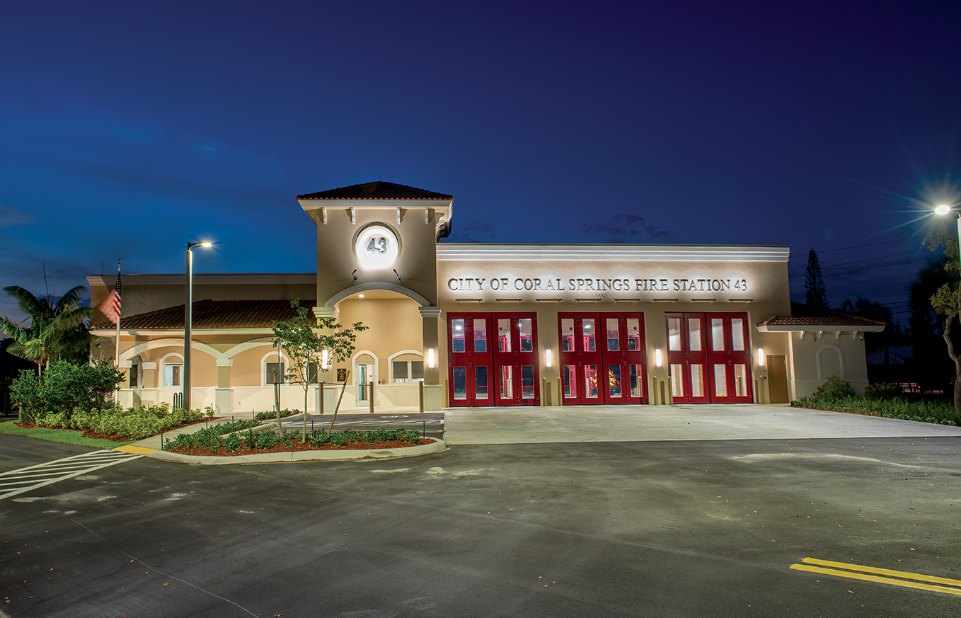 fire station 43